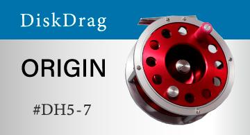DiskDrag ディスクドラグ リール ORIGIN オリジン