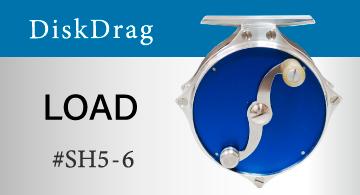 DiskDrag ディスクドラグ リール LOAD ロード