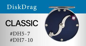 DiskDrag ディスクドラグ リール CLASSIC クラシック